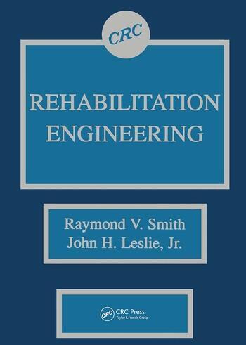 Rehabilitation Engineering book cover
