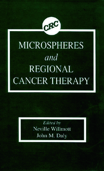 Microspheres and Regional Cancer Therapy book cover