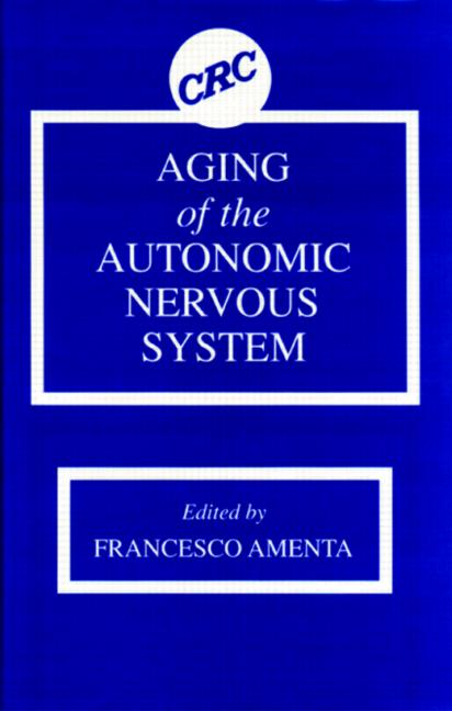Aging of the Autonomic Nervous System book cover