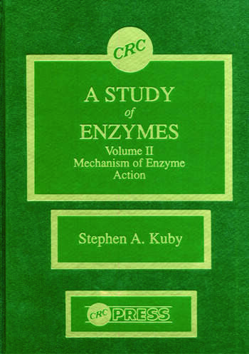A Study of Enzymes, Volume II book cover