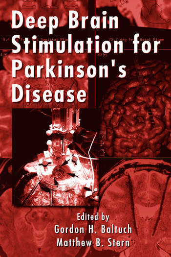 Deep Brain Stimulation for Parkinson's Disease book cover
