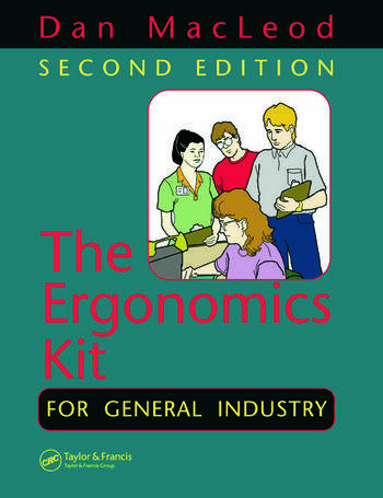 The Ergonomics Kit for General Industry book cover
