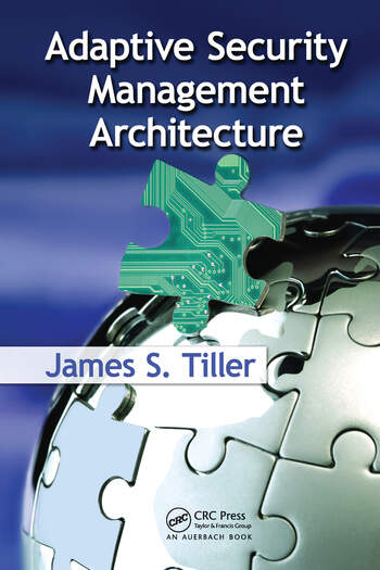 Adaptive Security Management Architecture book cover