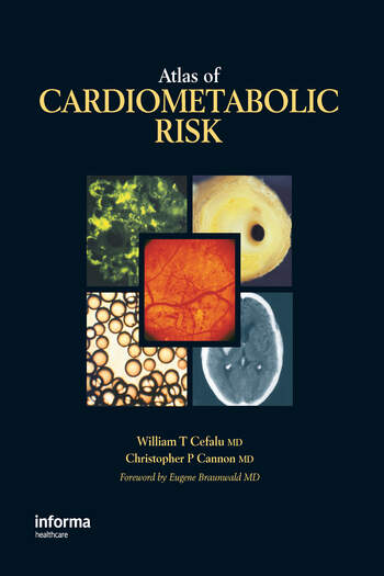 Atlas of Cardiometabolic Risk book cover