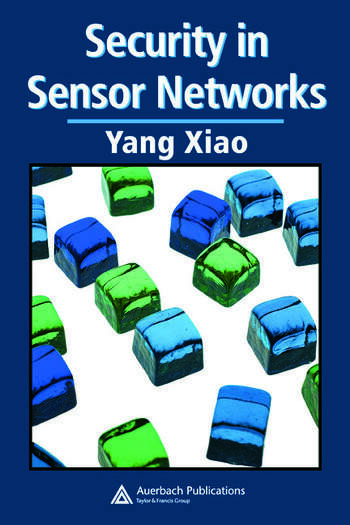 Security in Sensor Networks book cover
