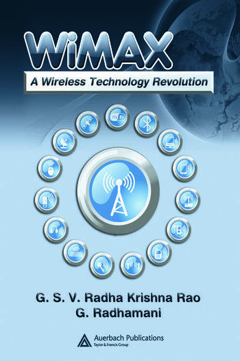 WiMAX A Wireless Technology Revolution book cover