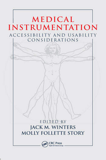 Medical Instrumentation Accessibility and Usability Considerations book cover