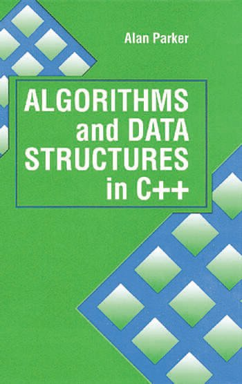 Algorithms and Data Structures in C++ book cover