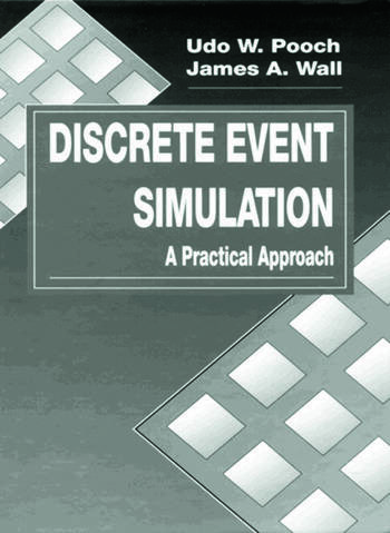 Discrete Event Simulation A Practical Approach book cover
