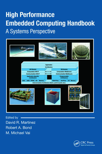 High Performance Embedded Computing Handbook A Systems Perspective book cover