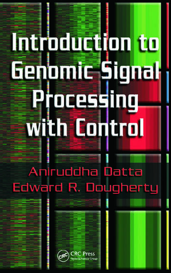 Introduction to Genomic Signal Processing with Control book cover