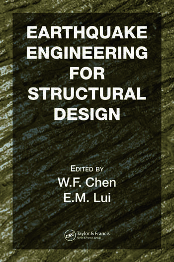 Earthquake Engineering for Structural Design book cover