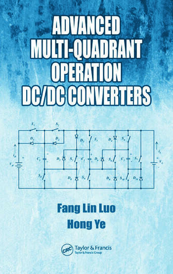Advanced Multi-Quadrant Operation DC/DC Converters book cover