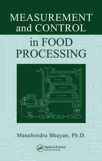 Measurement and Control in Food Processing book cover