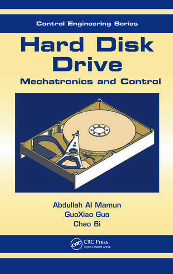 Hard Disk Drive Mechatronics and Control book cover