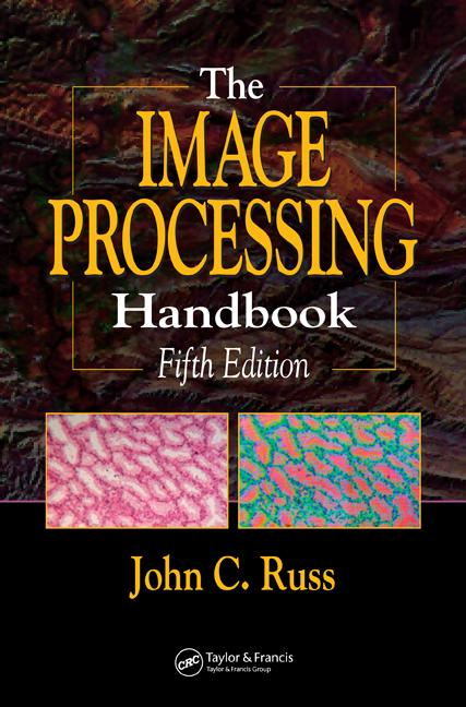The Image Processing Handbook, Fifth Edition book cover