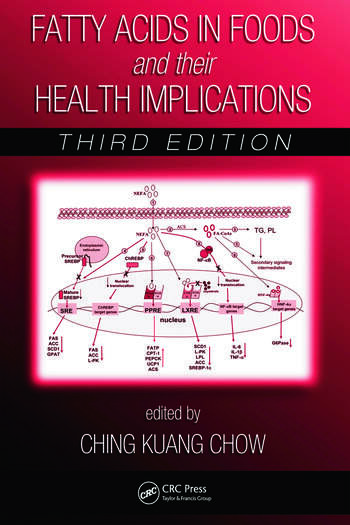 Fatty Acids in Foods and their Health Implications book cover