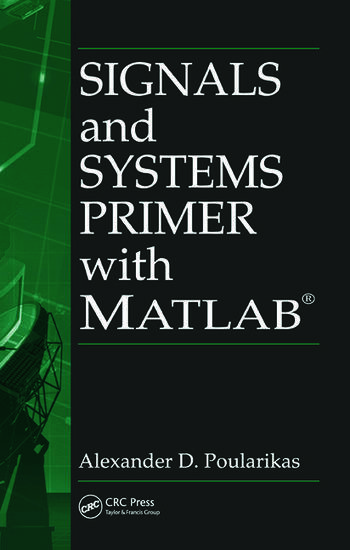 Signals and Systems Primer with MATLAB book cover