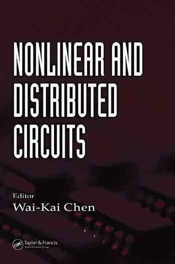 Nonlinear and Distributed Circuits book cover