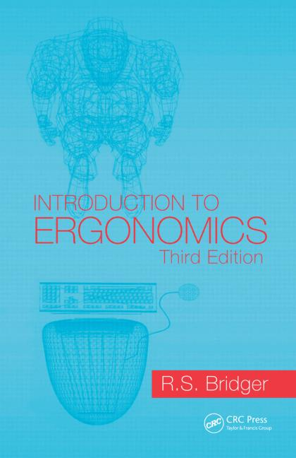 Introduction to Ergonomics, Third Edition book cover