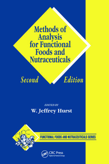 Methods of Analysis for Functional Foods and Nutraceuticals book cover