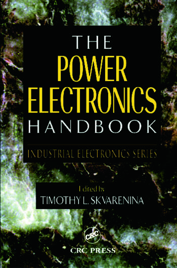 The Power Electronics Handbook book cover