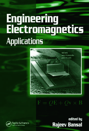 Engineering Electromagnetics Applications book cover