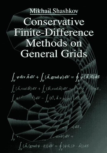 Conservative Finite-Difference Methods on General Grids book cover