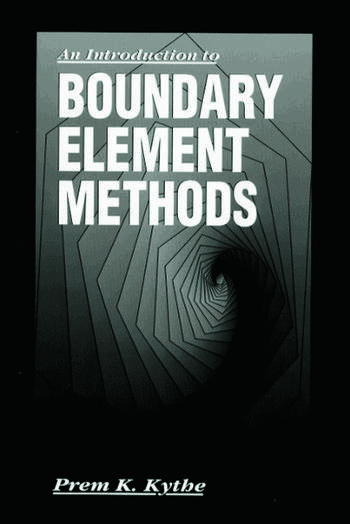 An Introduction to Boundary Element Methods book cover