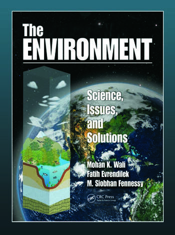 The Environment Science, Issues, and Solutions book cover
