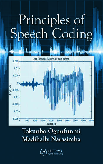 Principles of Speech Coding