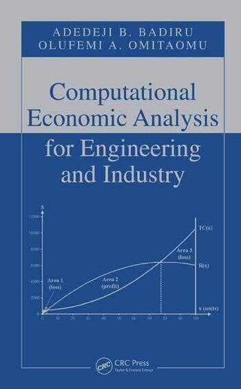 Computational Economic Analysis for Engineering and Industry book cover