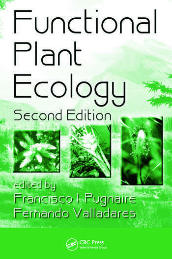 Functional Plant Ecology book cover