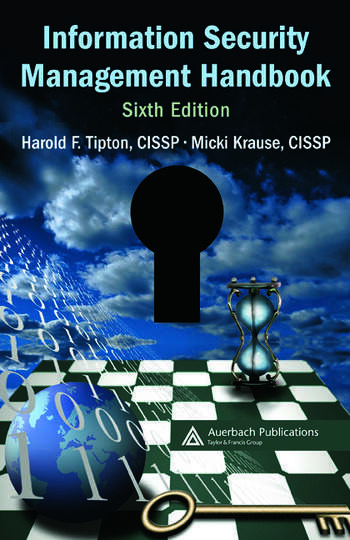 Information Security Management Handbook book cover