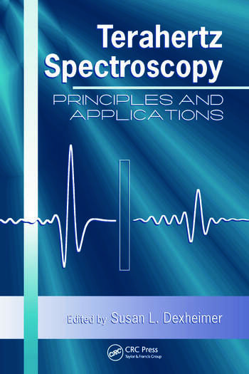 Terahertz Spectroscopy Principles and Applications book cover