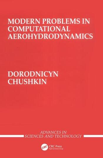 Modern Problems in Computational Aerohydrodynamics book cover