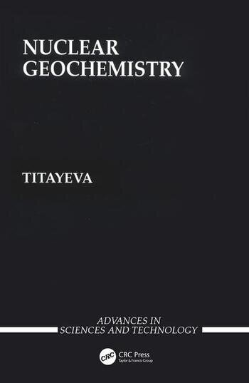 Nuclear Geochemistry book cover