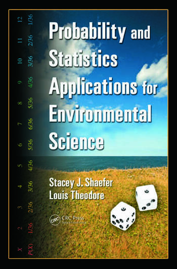 Probability and Statistics Applications for Environmental Science book cover