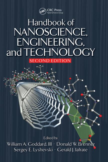 Handbook of Nanoscience, Engineering, and Technology, Second Edition book cover