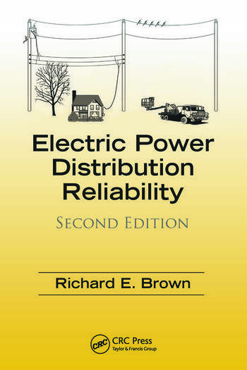 Electric Power Distribution Reliability book cover