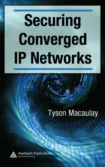Securing Converged IP Networks book cover
