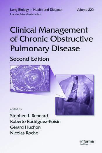 Clinical Management of Chronic Obstructive Pulmonary Disease book cover