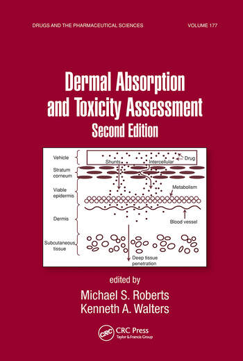 Dermal Absorption and Toxicity Assessment book cover