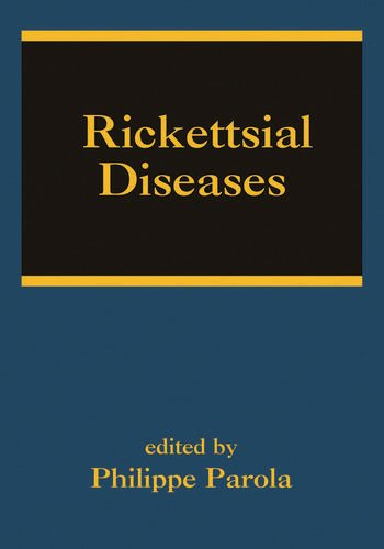Rickettsial Diseases book cover