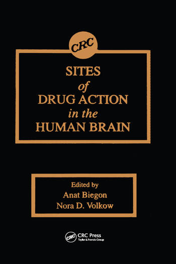 Sites of Drug Action in the Human Brain book cover