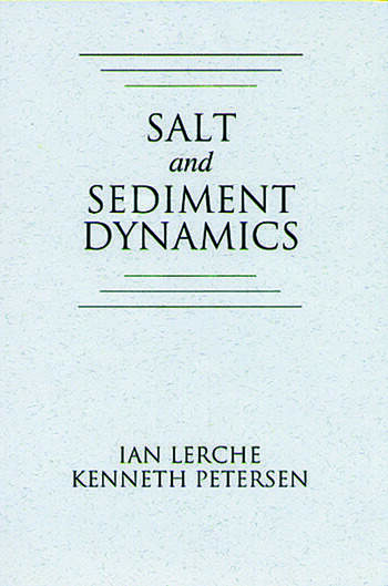Salt and Sediment Dynamics book cover