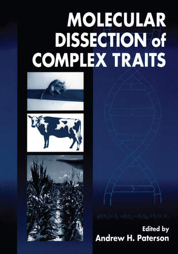 Molecular Dissection of Complex Traits book cover