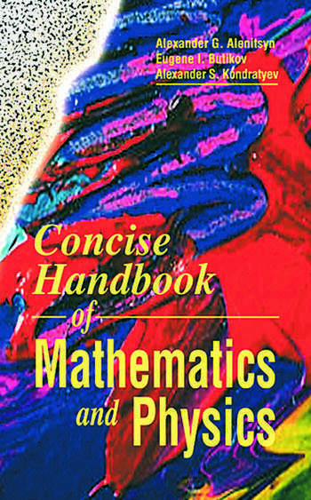 Concise Handbook of Mathematics and Physics book cover