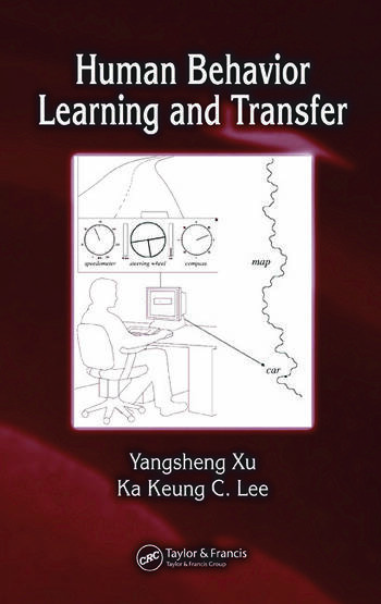 Human Behavior Learning and Transfer book cover