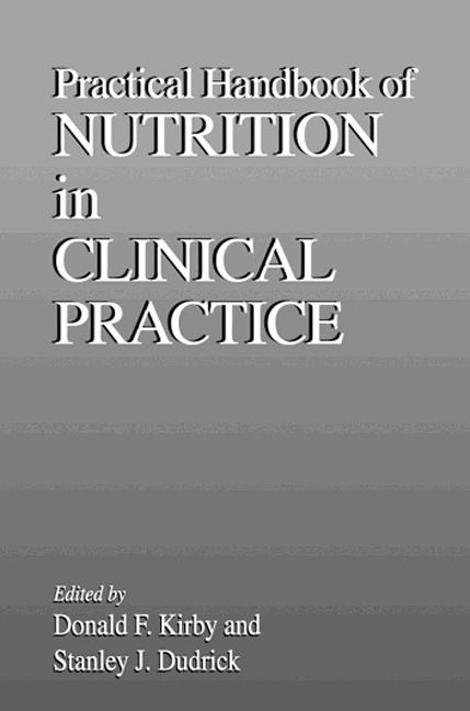 Practical Handbook of Nutrition in Clinical Practice book cover